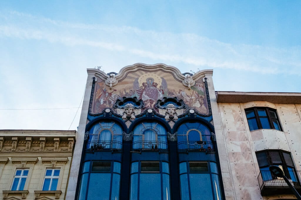 Turkish Bank House Budapest