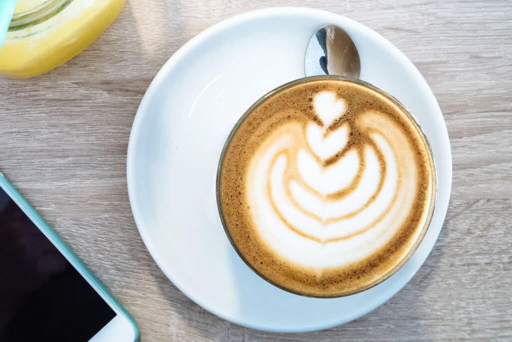 Budapest Baristas Chai Latte