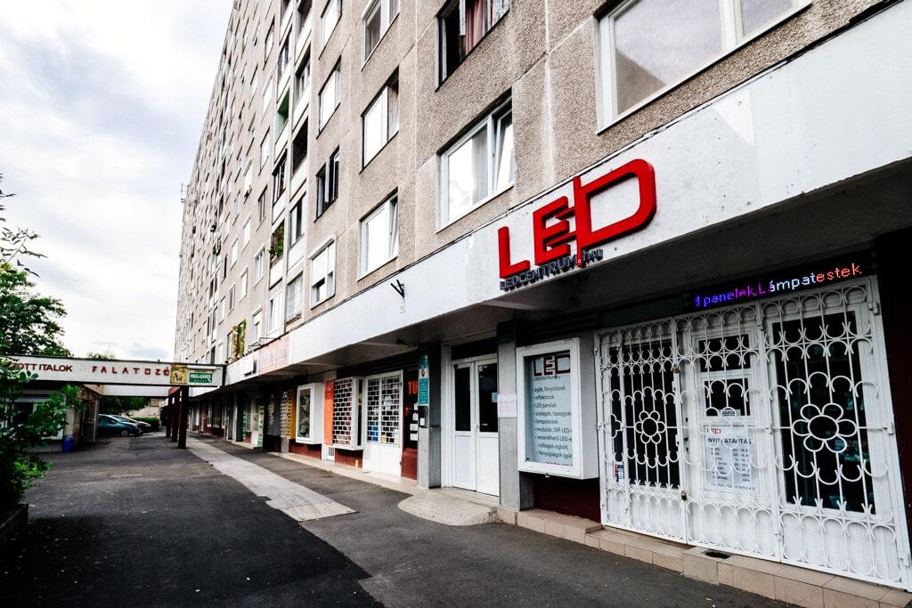 Communist Era Debrecen