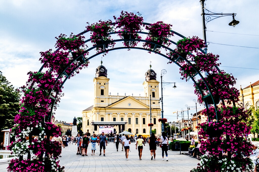 Reformed Great Church, Debrecen Hungary