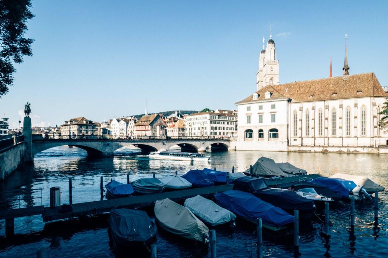 Zurich Waterways