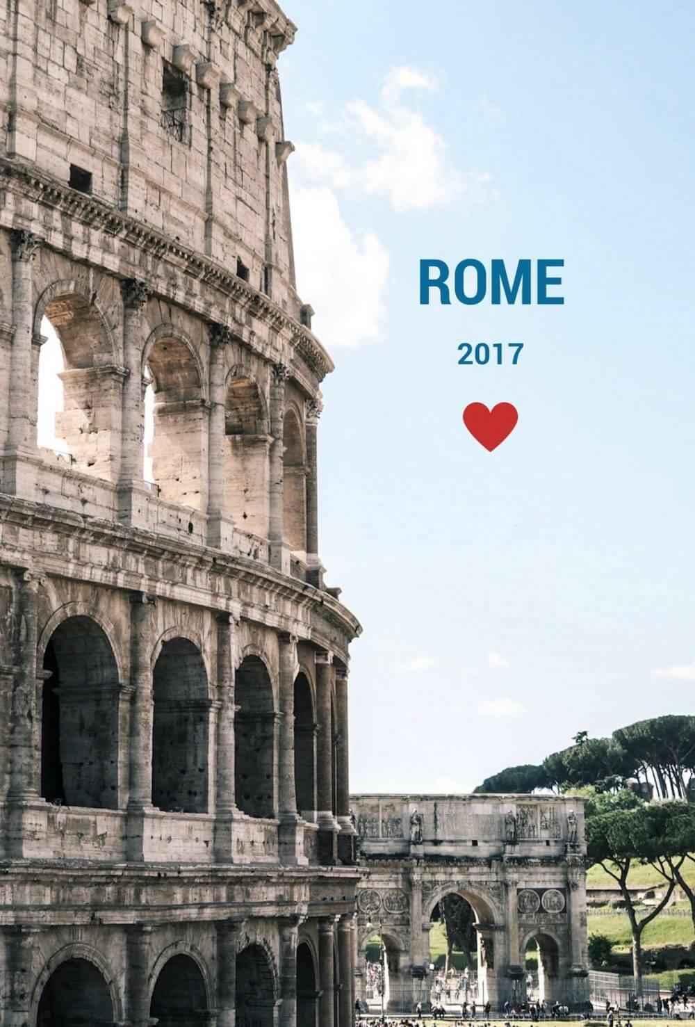 Heart Rome 2017