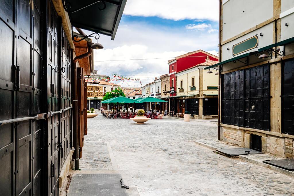 Old Bazaar Korca