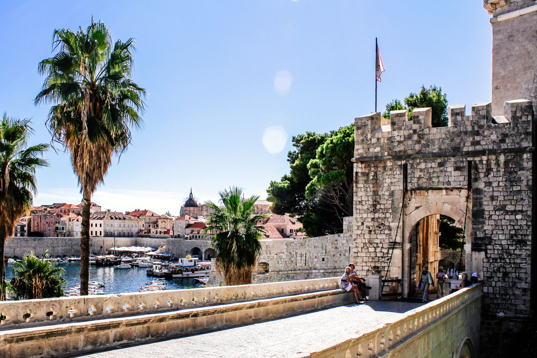 Dubrovnik City Gate