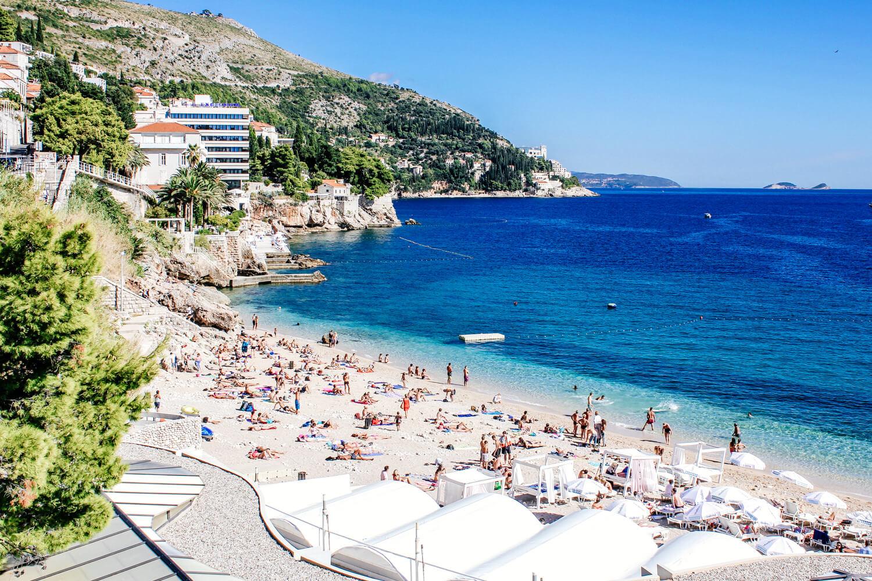 Dubrovnik City Beach 2010
