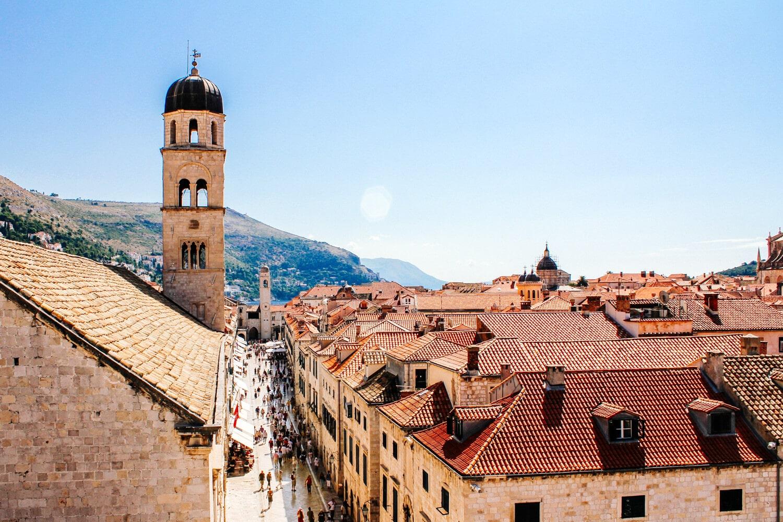 Dubrovnik Old Town 2010