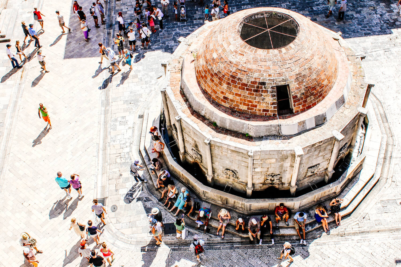 Dubrovnik Fountain 2010