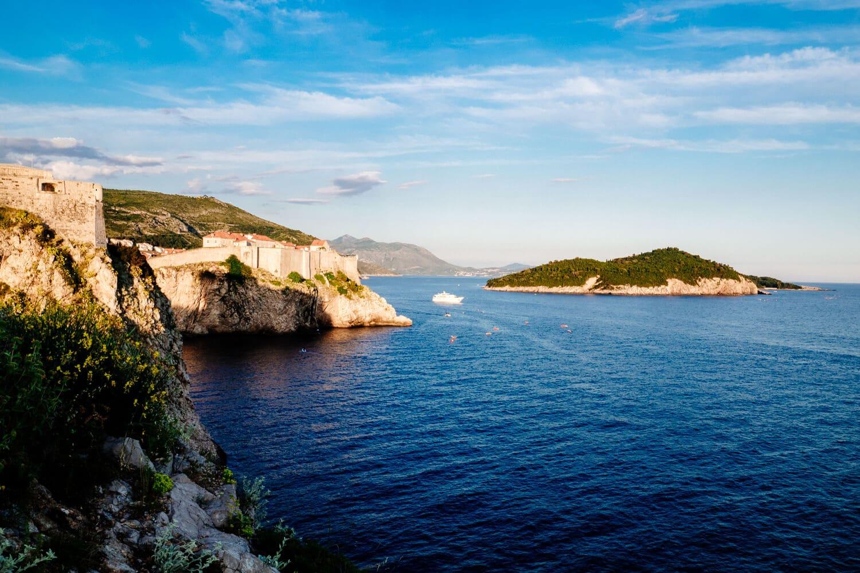 Dubrovnik and Lokrum Island