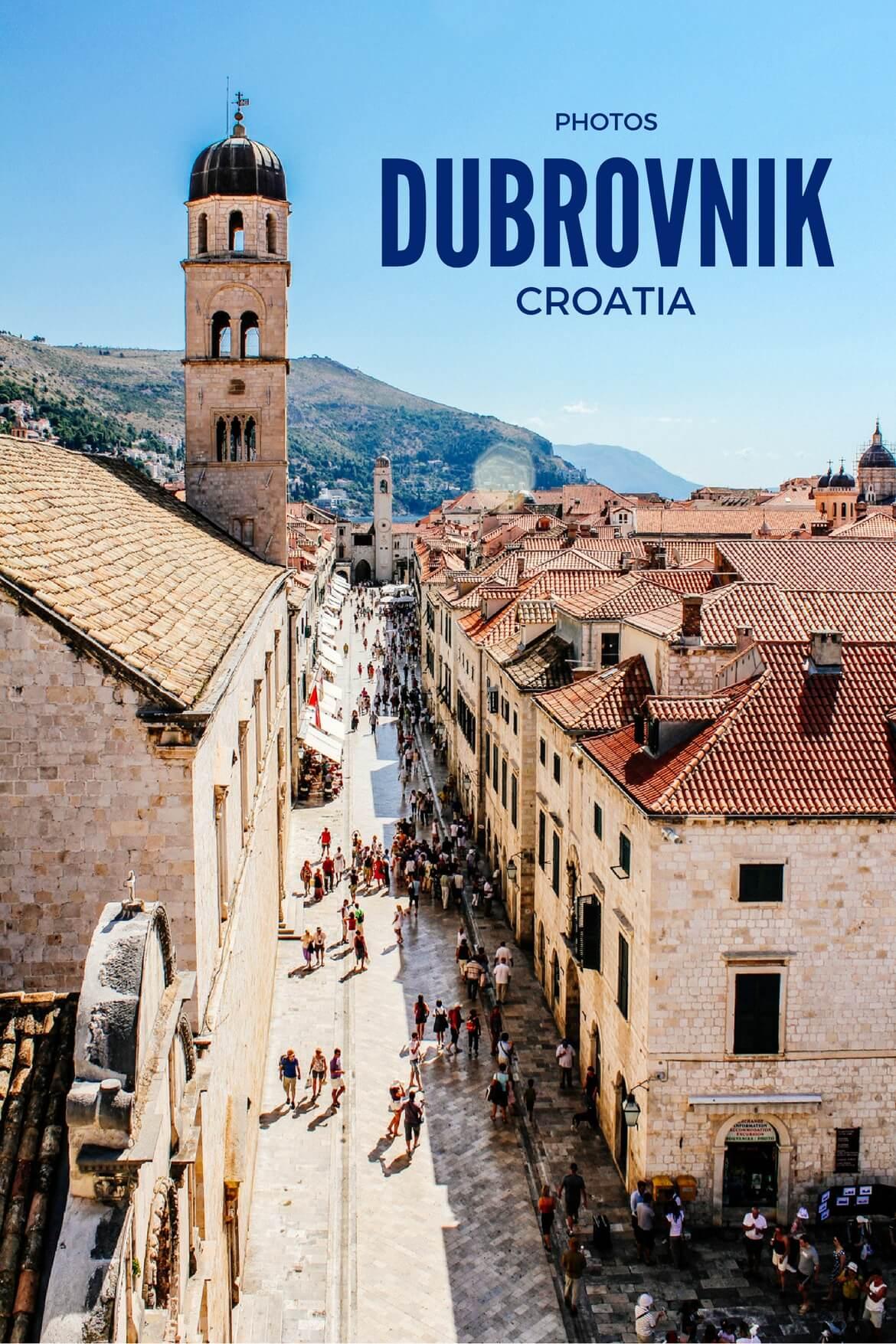 Photos of Dubrovnik - Rear View Mirror