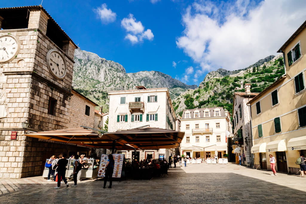 Kotor's Main Square