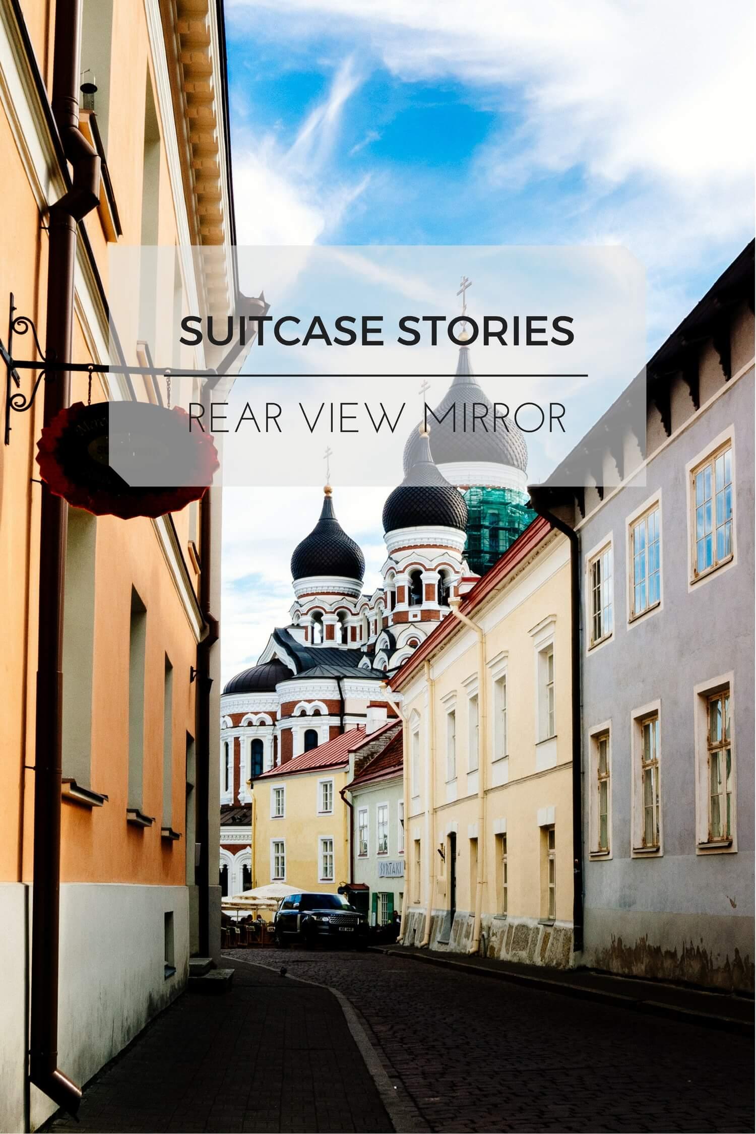 Suitcase Stories: Tallinn