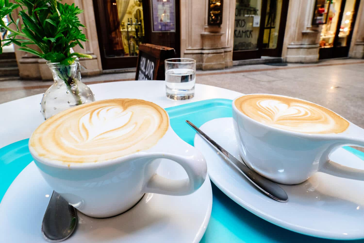CaffeCouture Specialty Coffee in Vienna