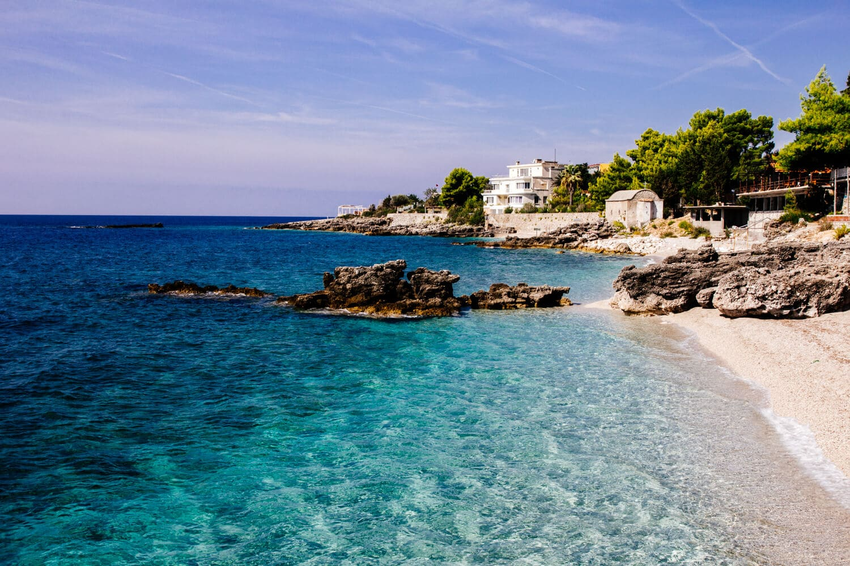 Albanian Riviera - Dhermi