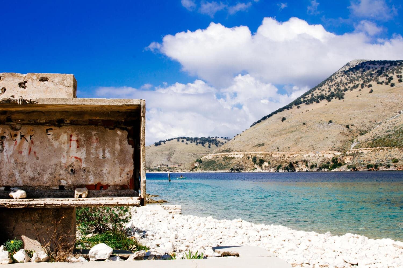 Albanian Riviera - Porto Palermo