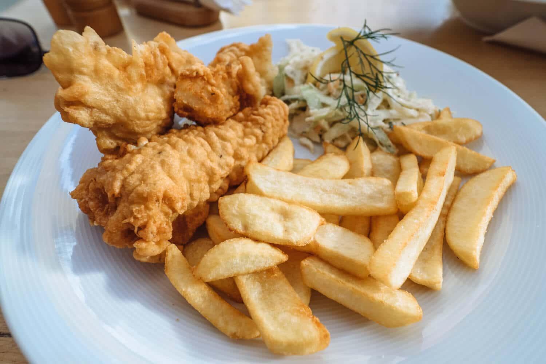 Fish & Chips in Szczecin