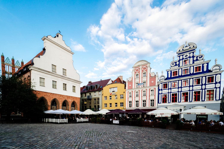 Rynek Sienny - Hay Market Square - Szczecin