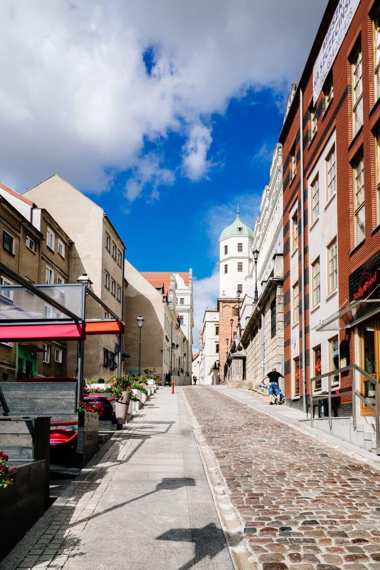 Szczecin Old Town & Castle