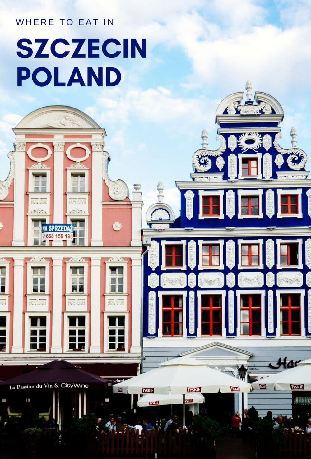 Where to Eat in Szczecin