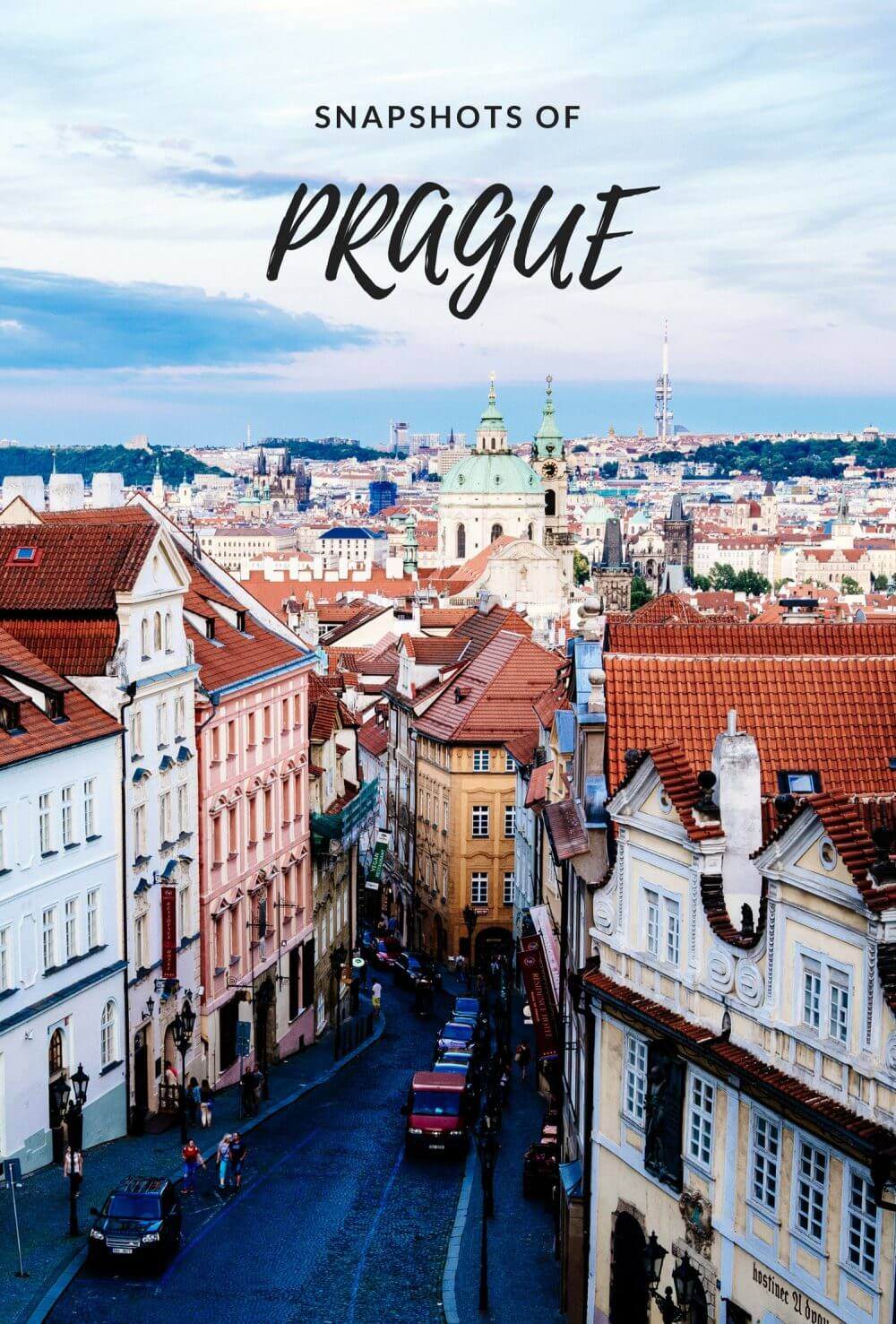 Snapshots of Prague: 2017 Edition