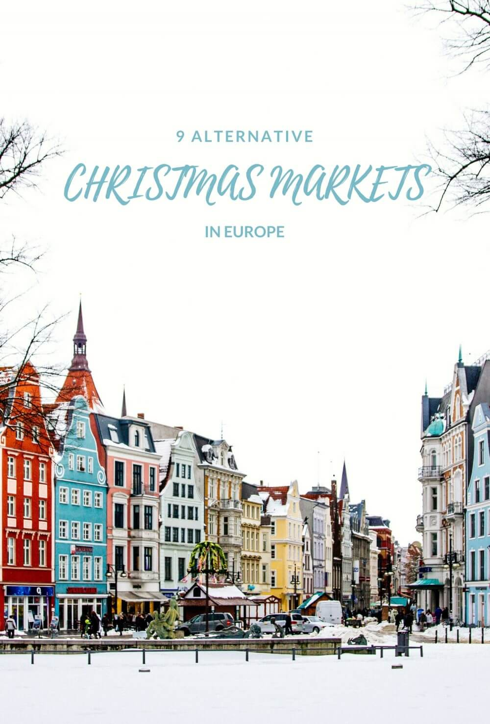 9 Alternative Christmas Markets in Europe