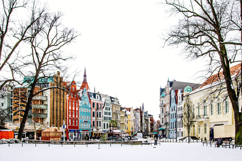 Rostock Christmas Market