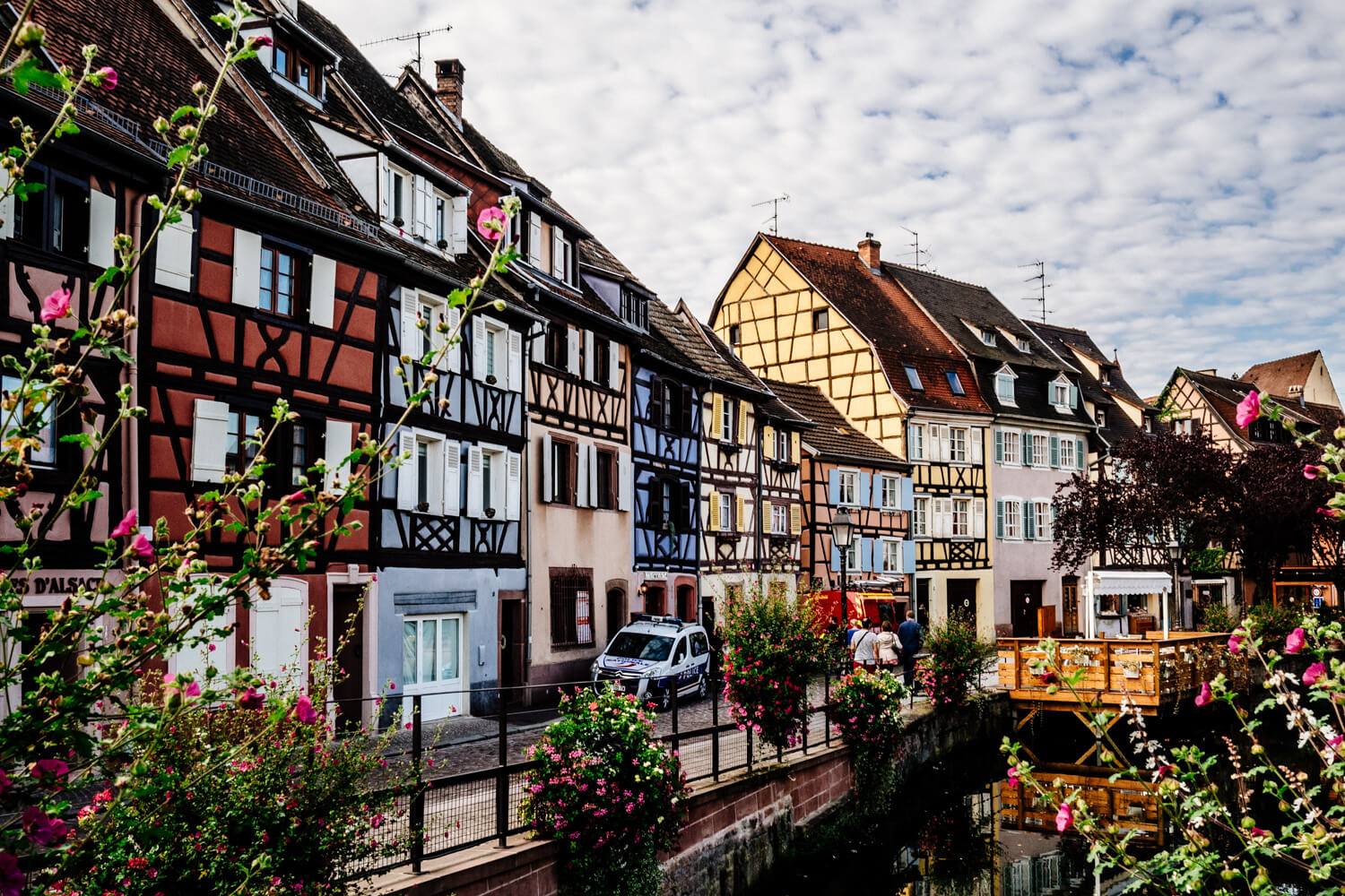 Colmar in the Spring