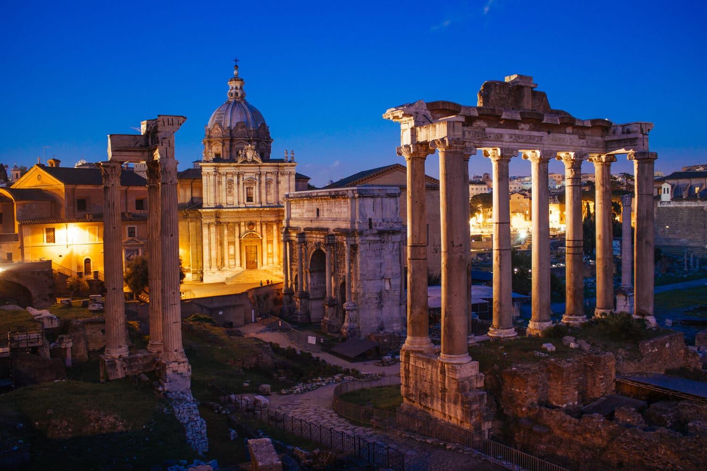 Visit Rome in 2018