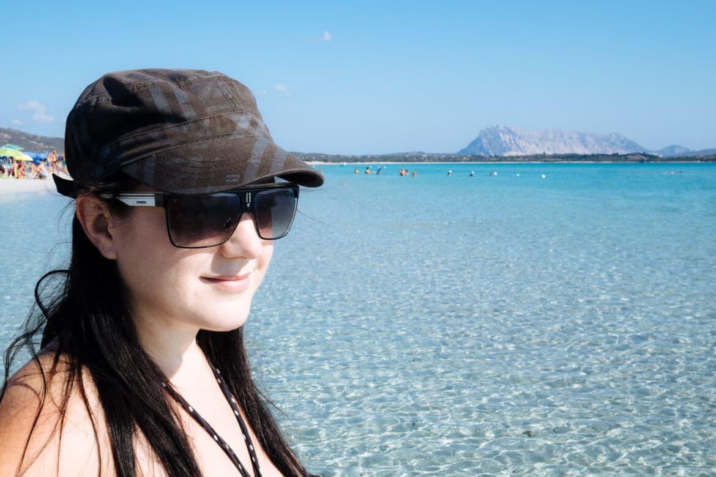 Andrea in Sardinia