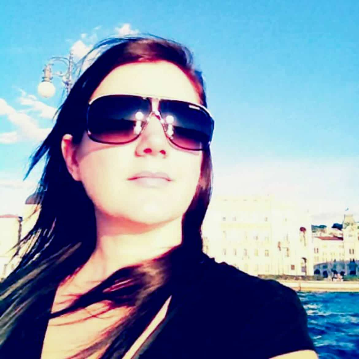 Andrea in Trieste Blue