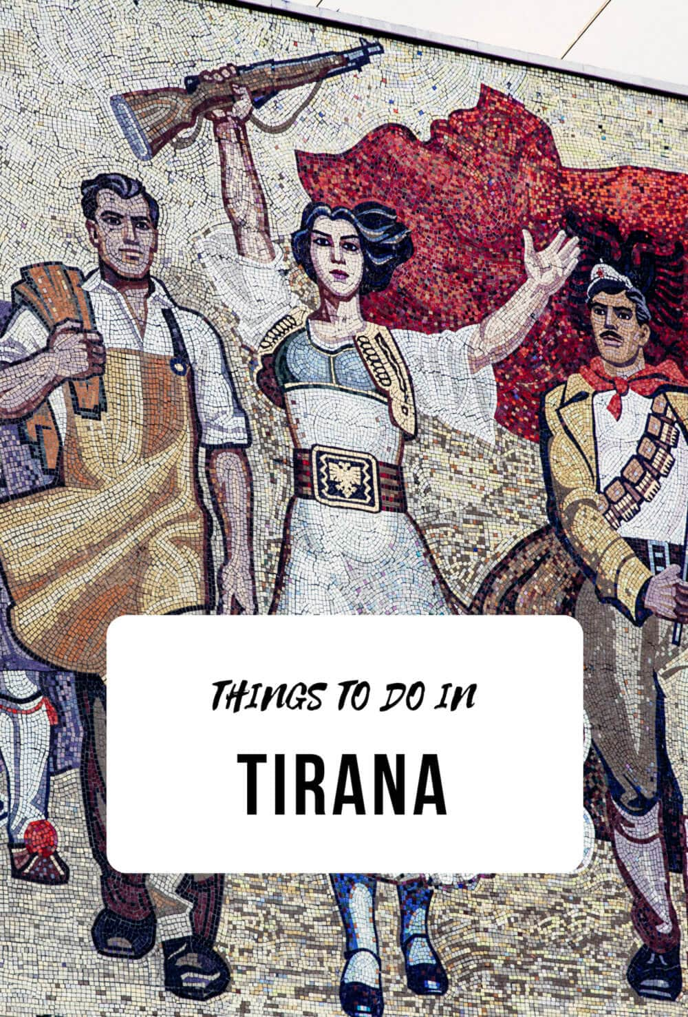 Things to Do in Tirana Albania