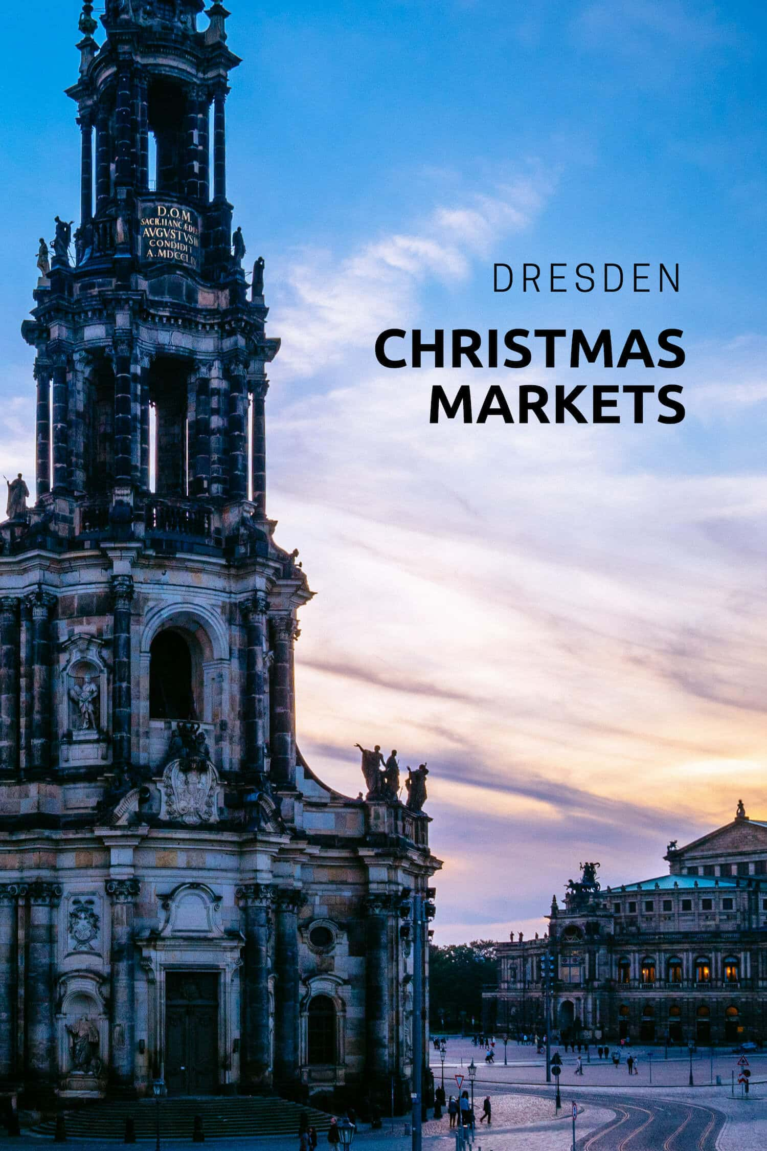 Dresden Christmas Markets