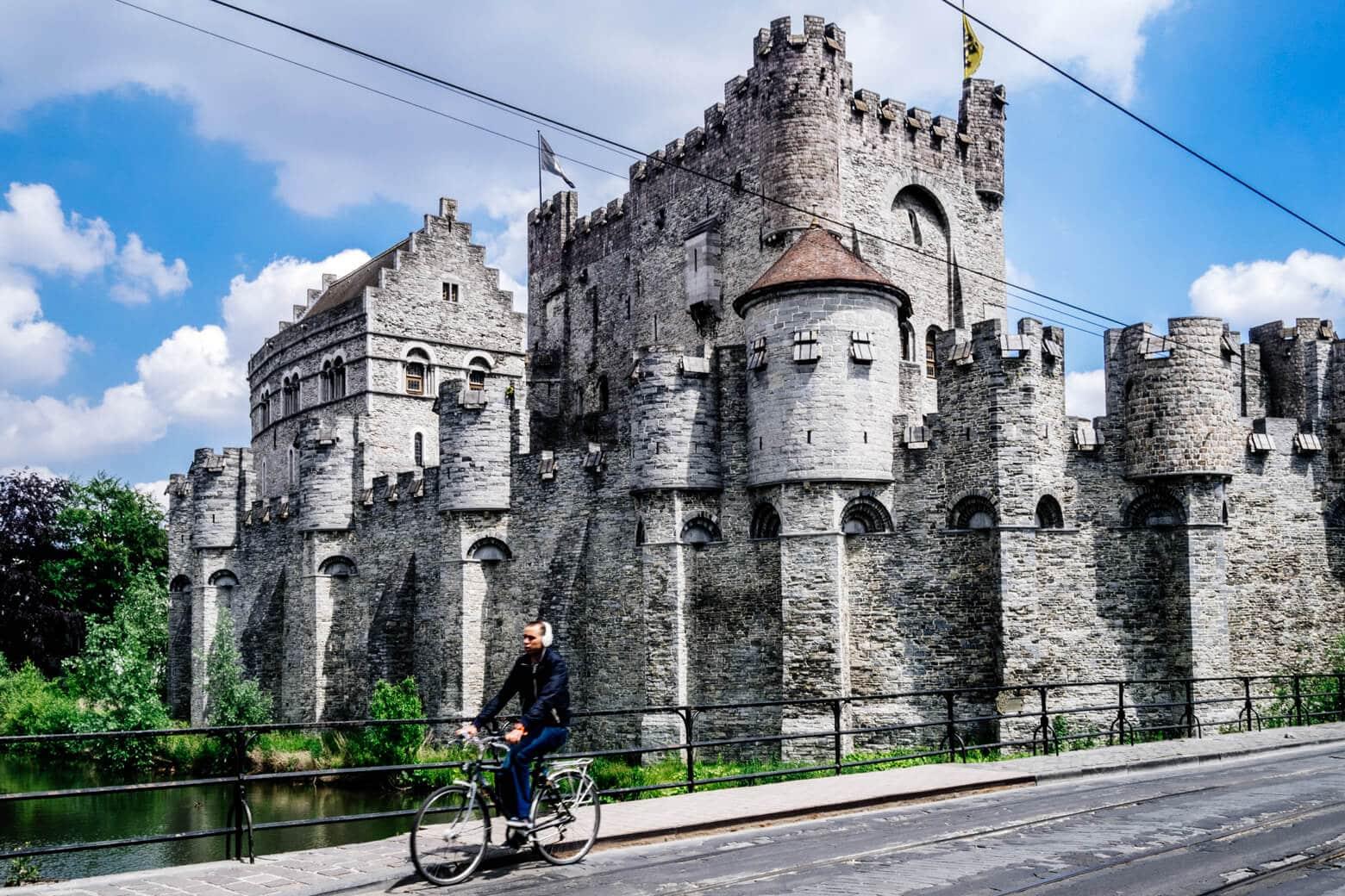 Ghent Castle, Belgium