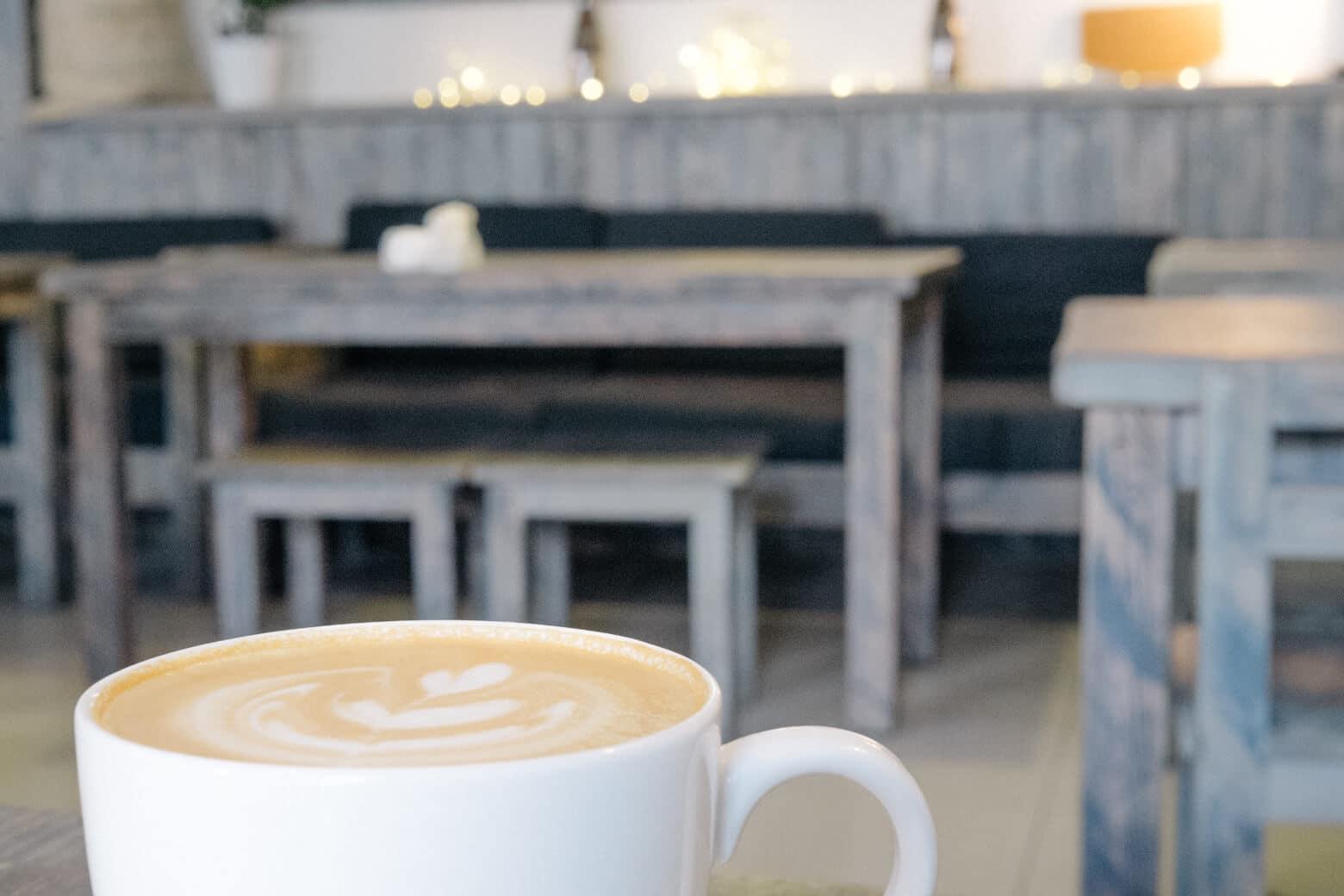 Manufactura Cafe Minsk, Belarus