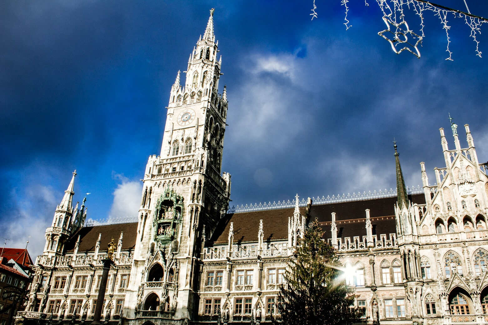 Munich in December