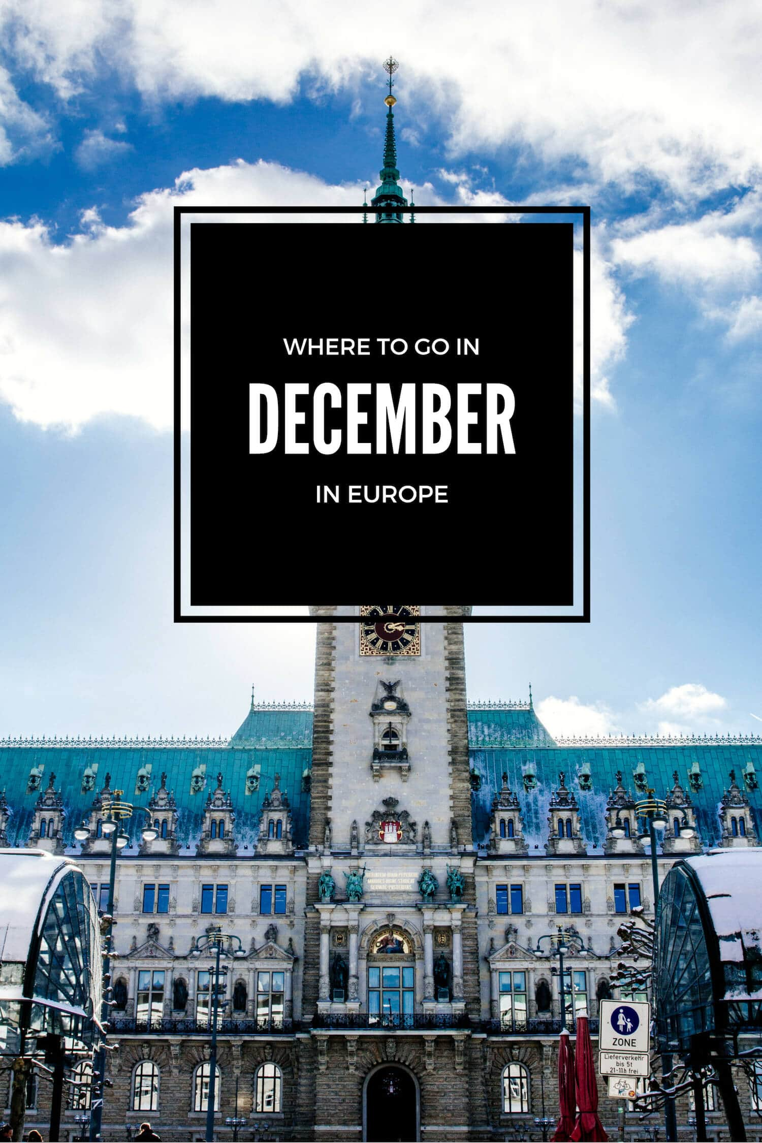 Where to Go in Europe in December