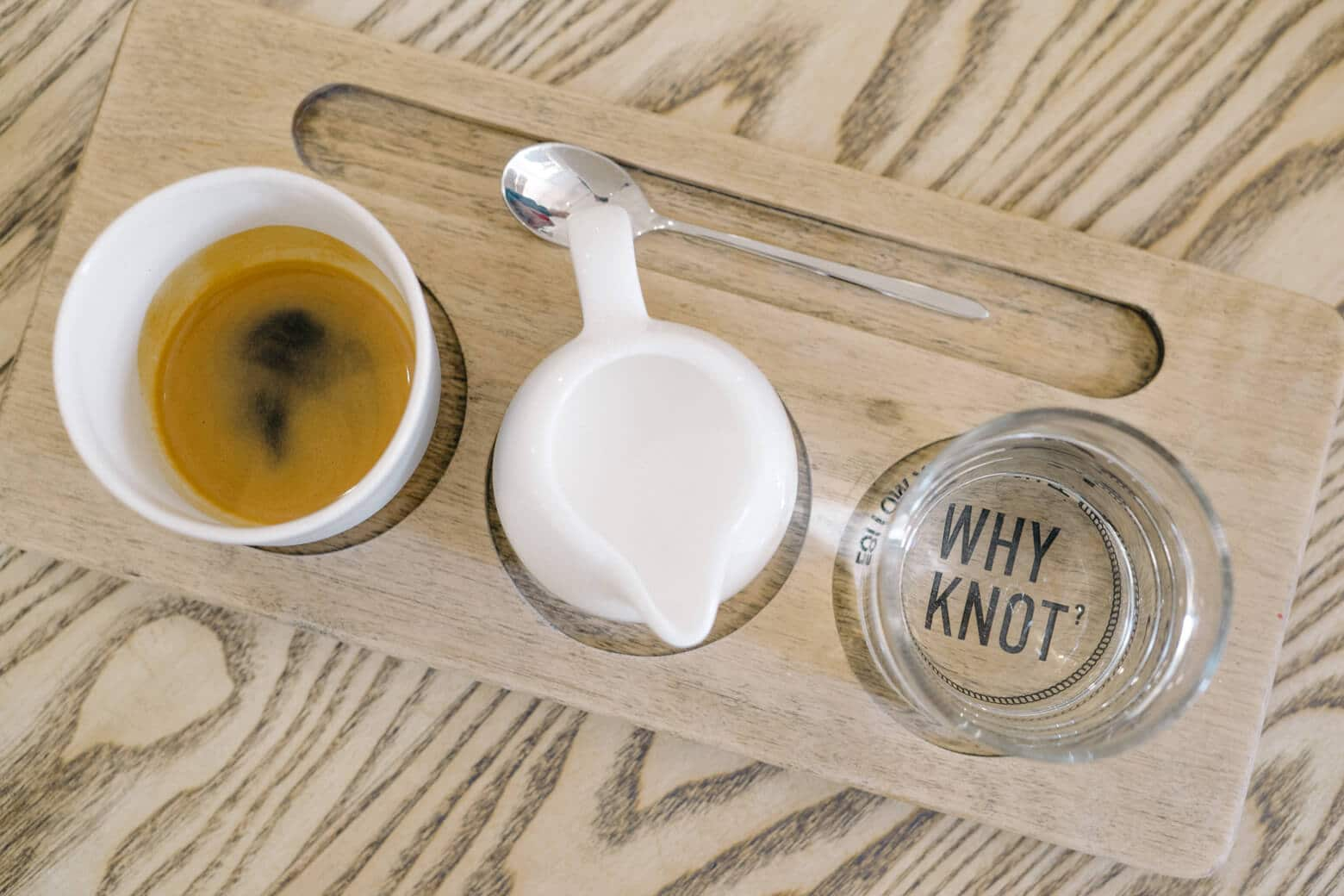 Why Knot Coffee Minsk