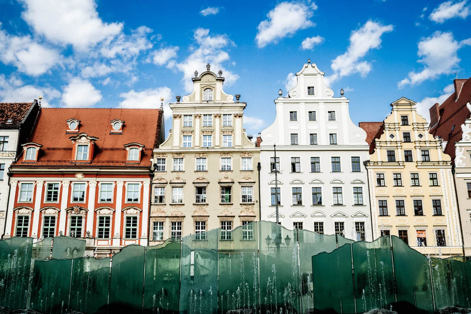 Wroclaw's Main Square
