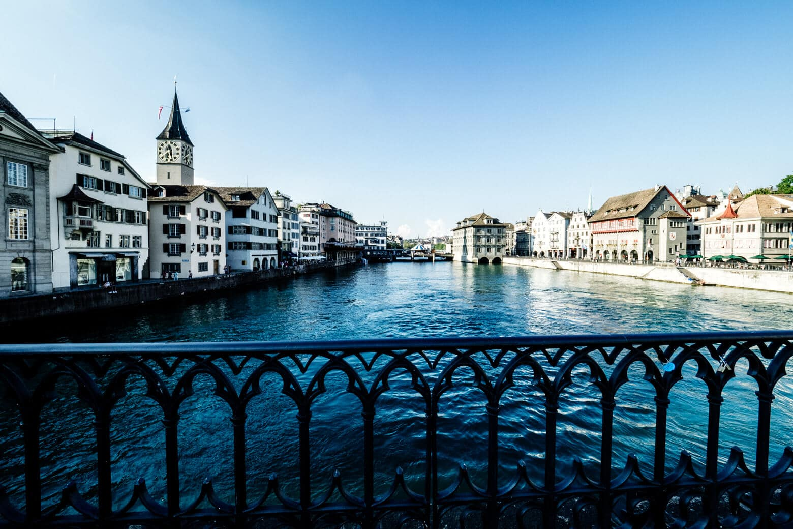 Zurich on the Sea