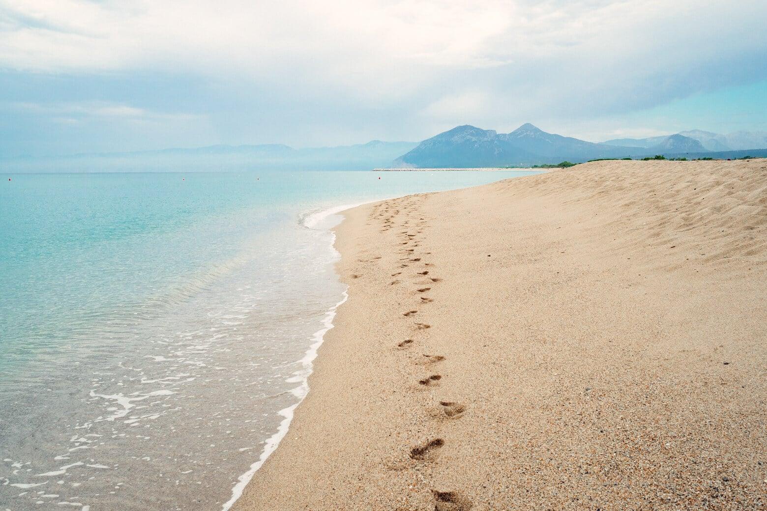 Orosei Beach & Marina Sardinia