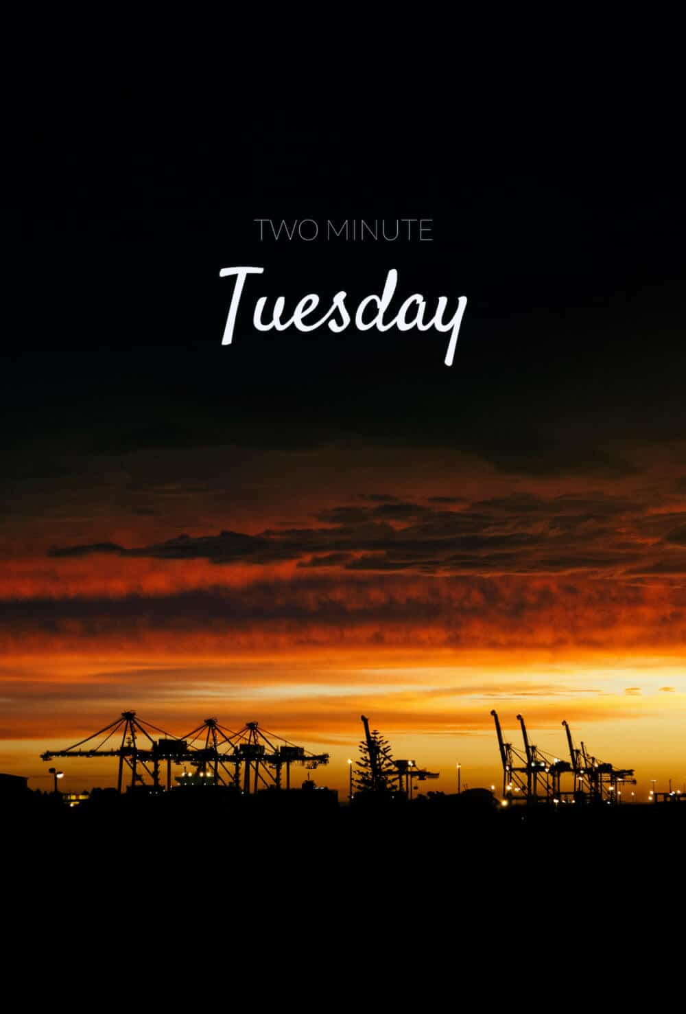 Rear View Mirror: Two Minute Tuesday