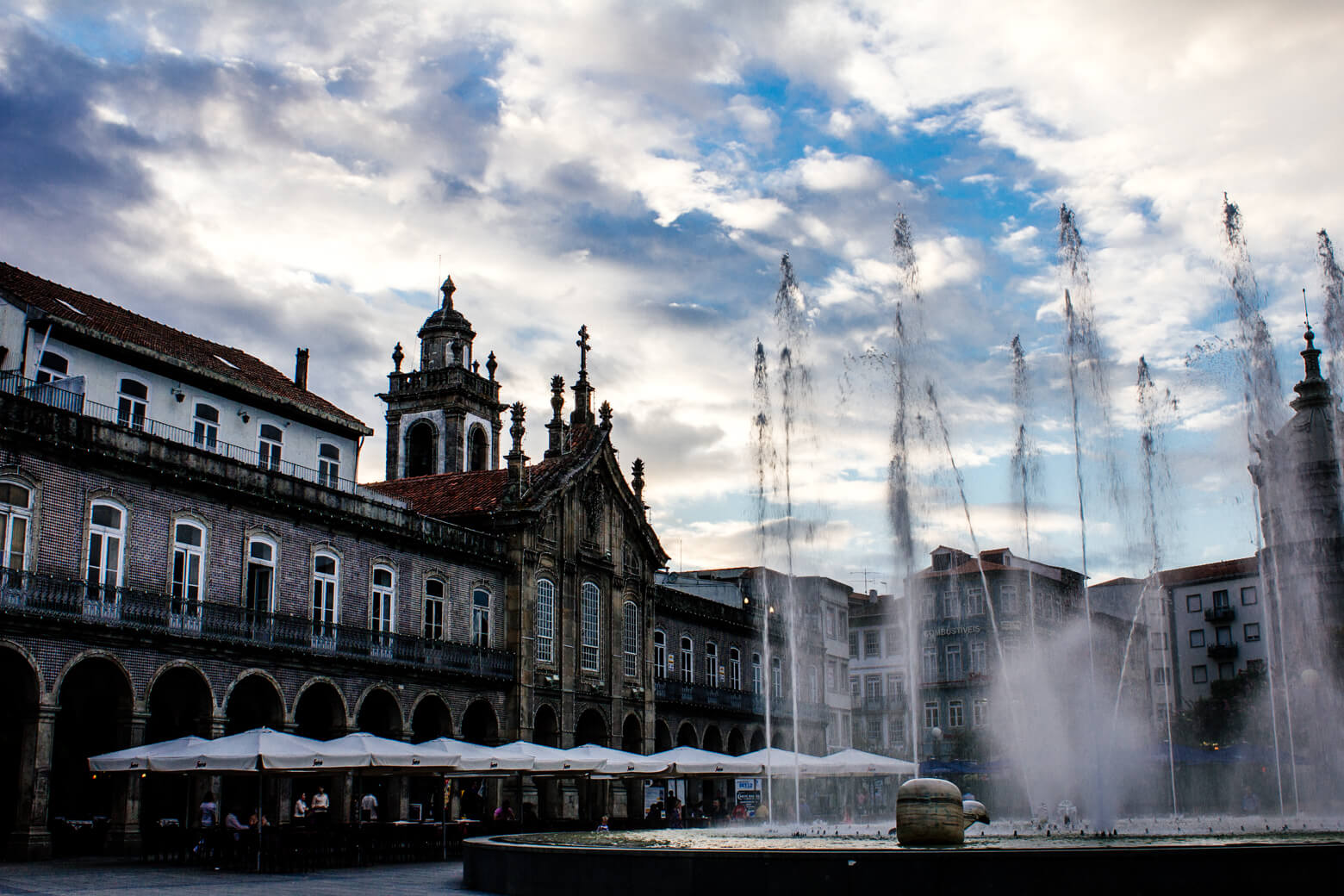 Braga Fountain