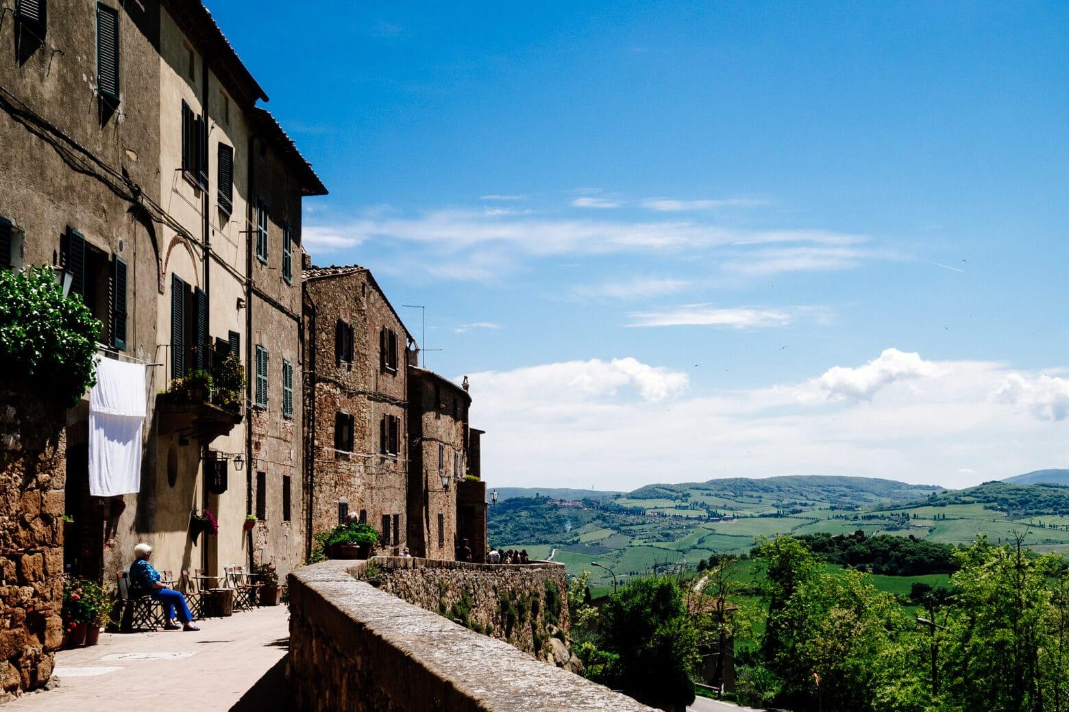 Tuscany Road Trip: Pienza