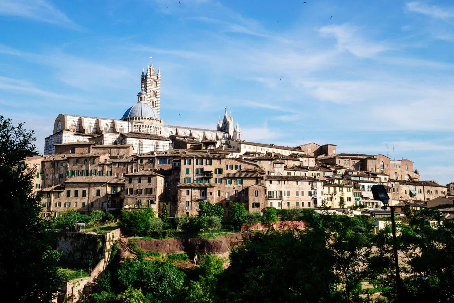 Tuscany Road Trip: Siena