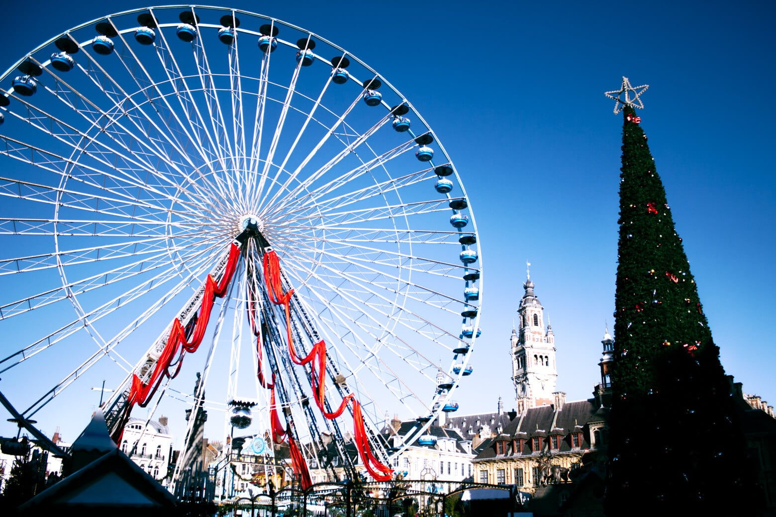 Visit Lille in Winter