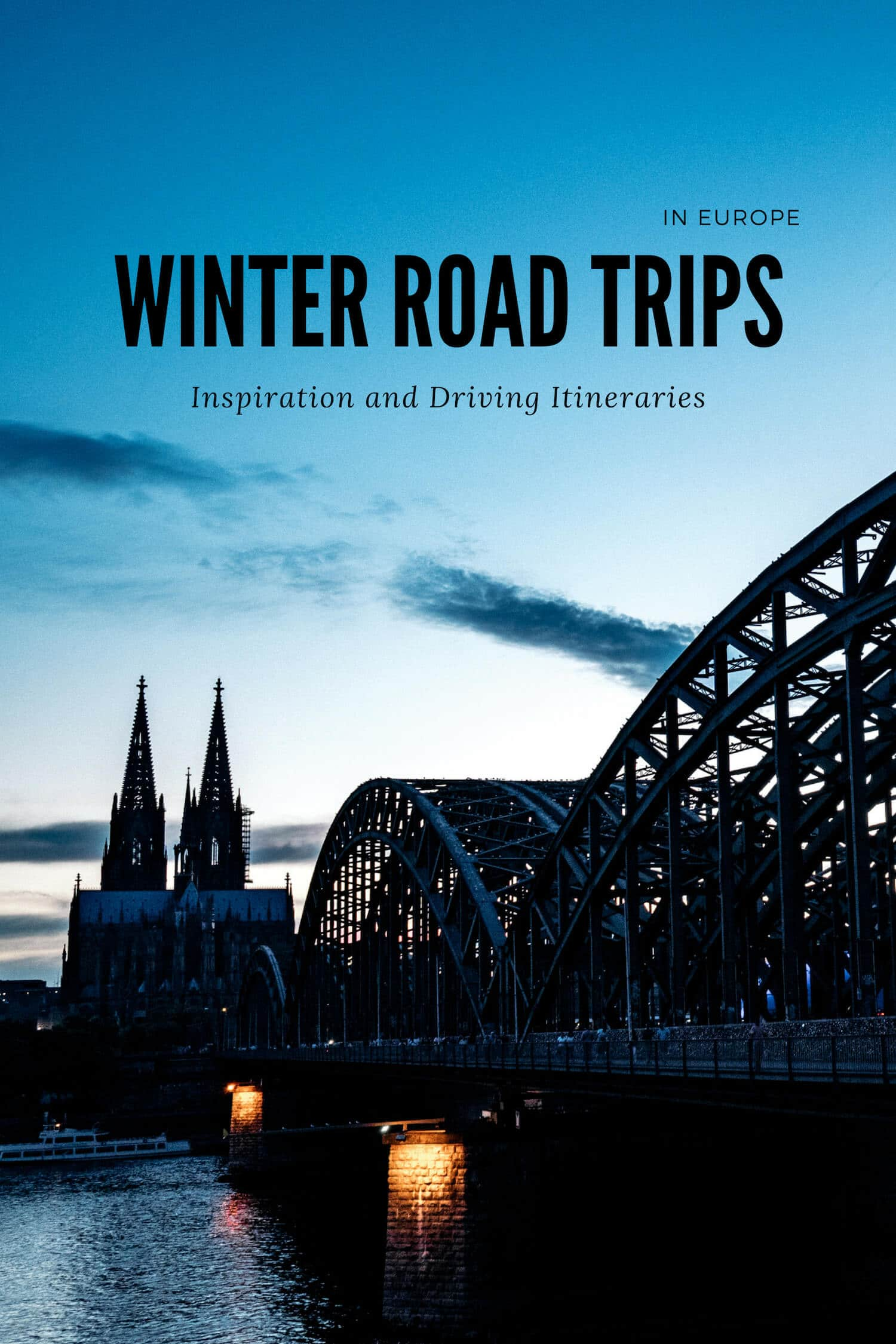 Winter Road Trips in Europe