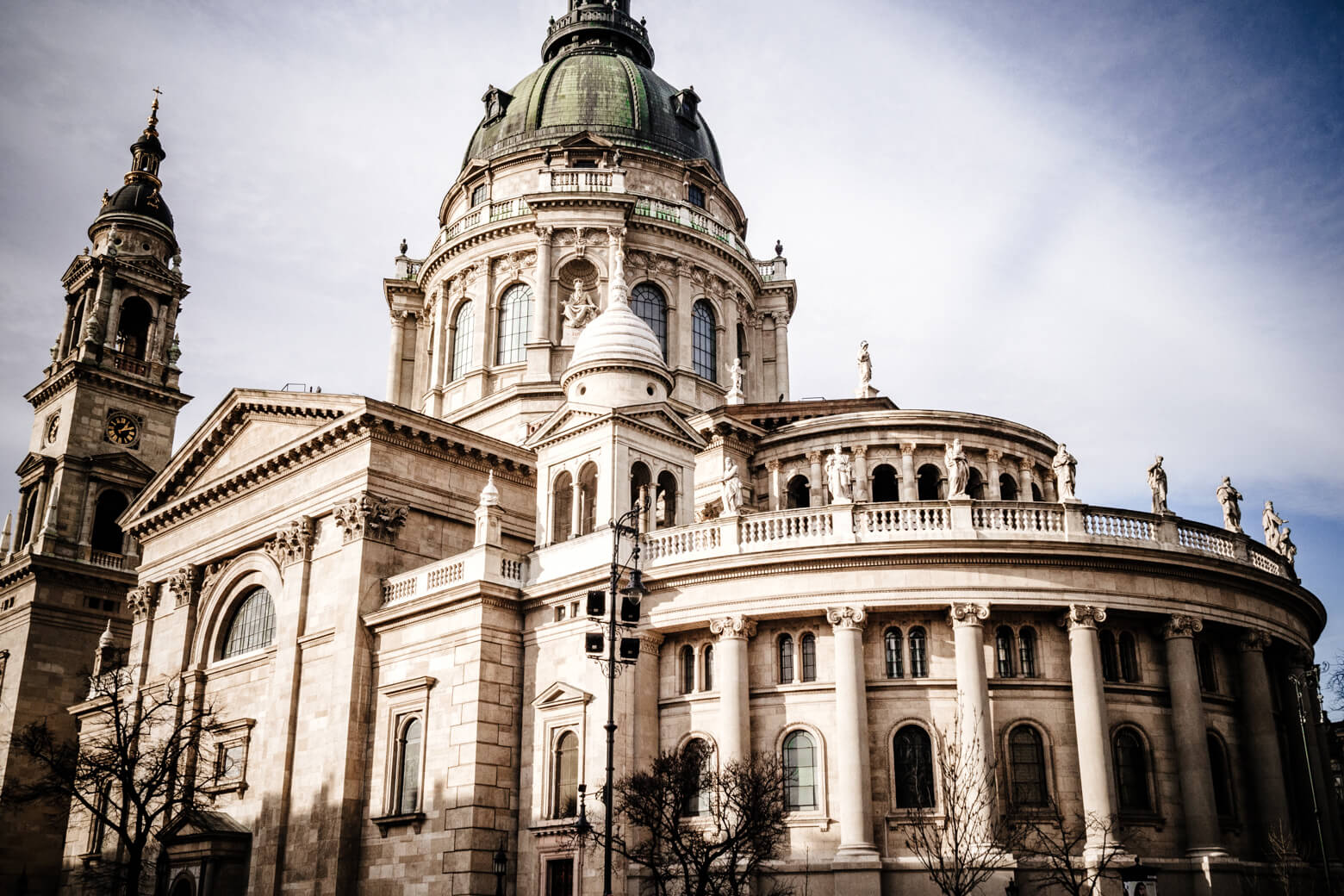 St Stephen's Basilica - District V