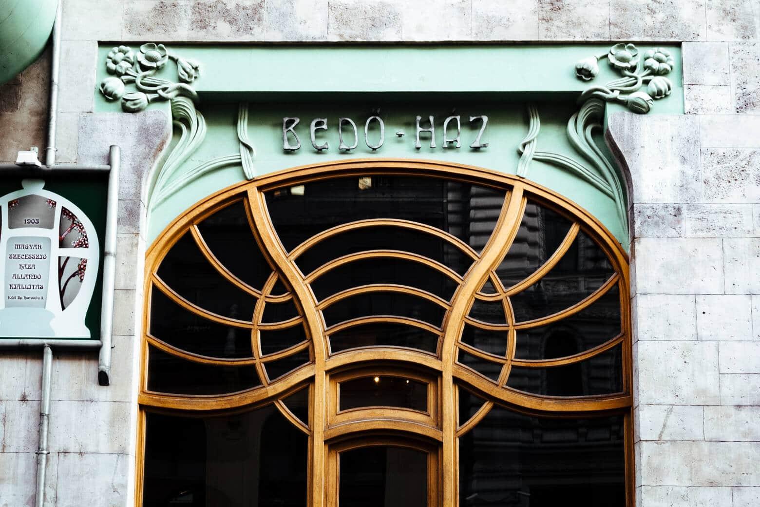 Bedo House Art Nouveau Museum