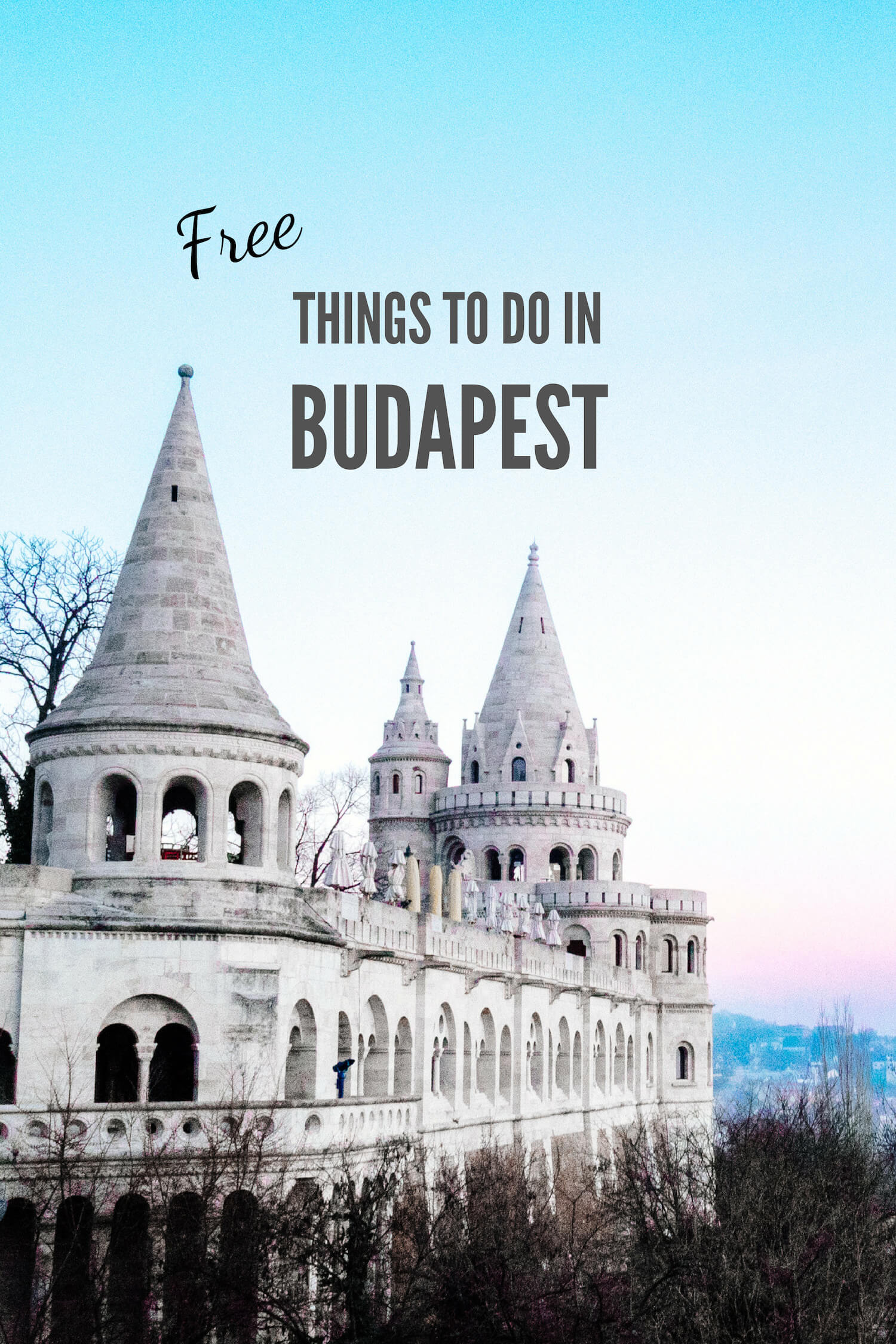 39 Free Things to Do in Budapest