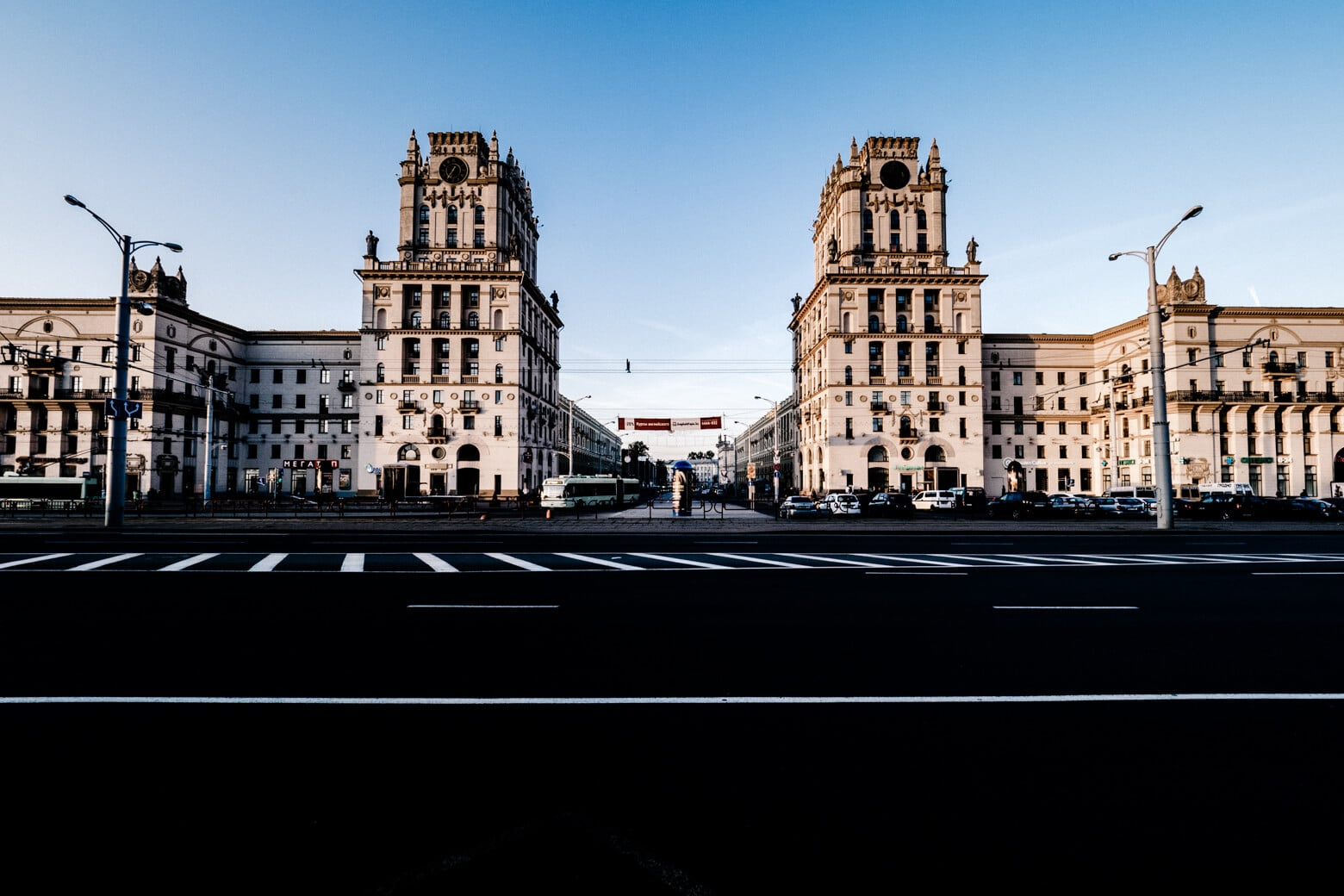 Gates of Minsk
