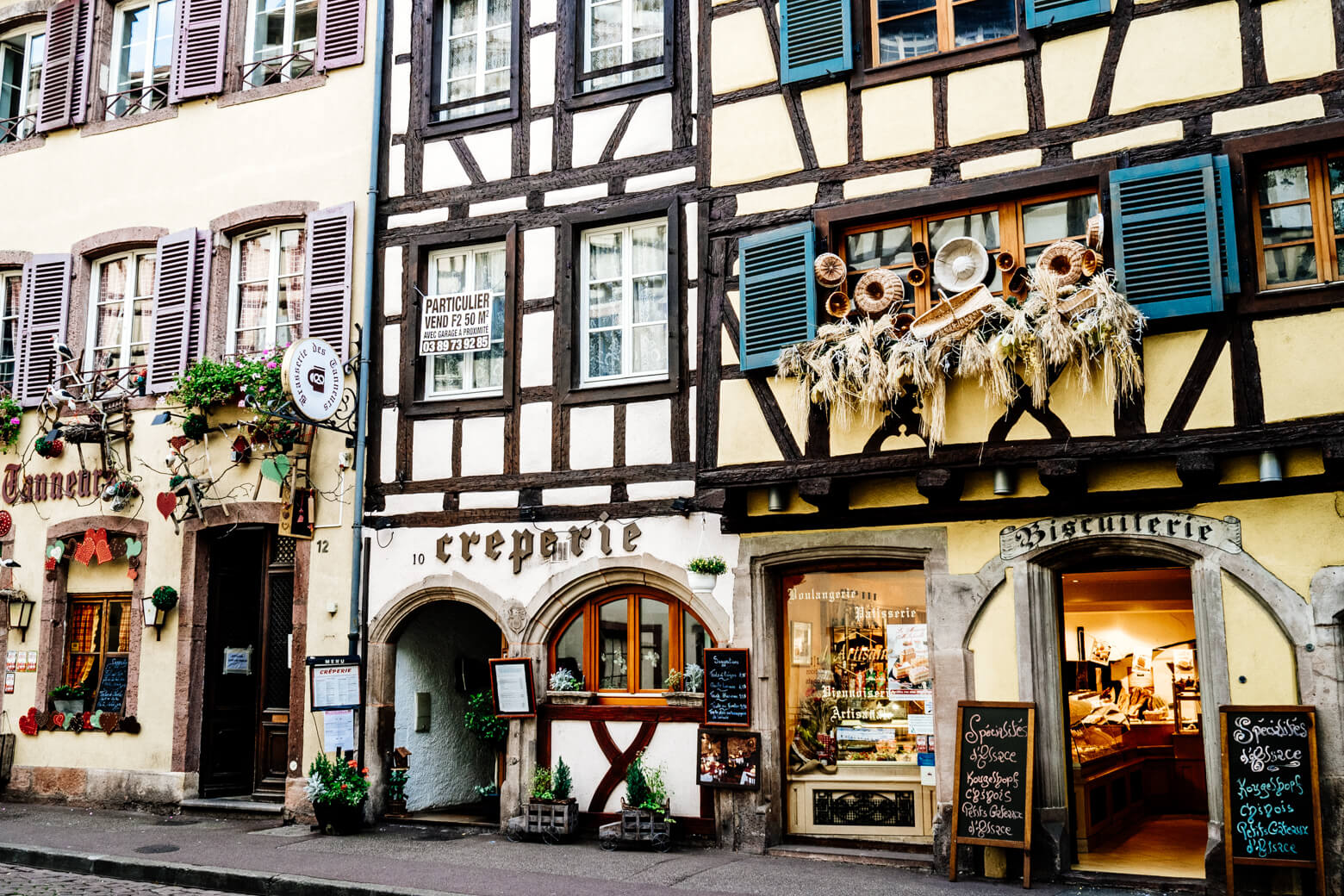 Gourmet Shops in Colmar